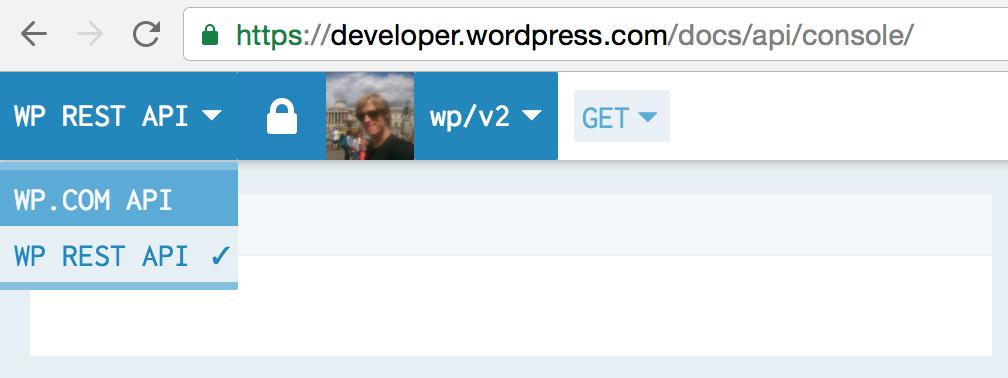 WordPress REST API on WordPress com | Developer Resources
